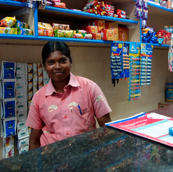 Grocery clerk, Tuticorin